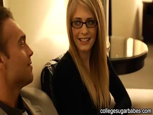 Allie James - College Sugar Babes