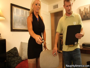 Alura Jenson - Seduced By A Cougar