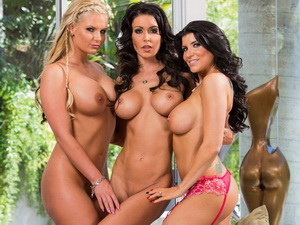 Jessica Jaymes and Phoenix Marie with Romi Rain - I Have a Wife