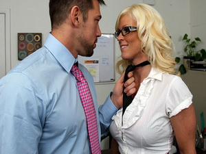Kaylee Brookshire - Naughty Office