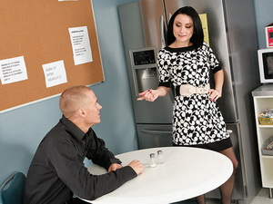 Veruca James - Naughty Office