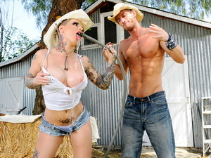 Christy Mack - Naughty Country Girls
