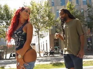 Cuban buttocks