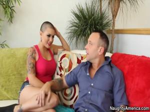 Eva Angelina - My Girlfriends Busty Friend