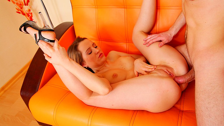 Raunchy lesbian and group fuck from hot chicks