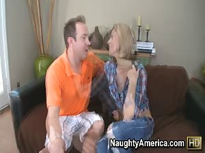 Scarlett Fay gets nasty with her friends brother