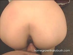 Bushy Carmen Creampie