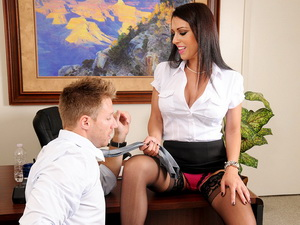 J Love - Naughty Office