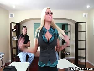 Nikita Von James - My First Sex Teacher