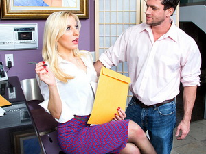 Ashley Fires - My Dad's Hot Girlfriend