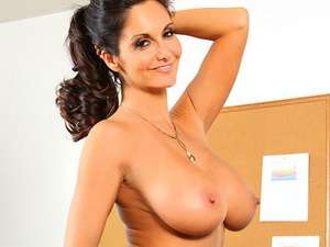 Ava Addams - Naughty Office