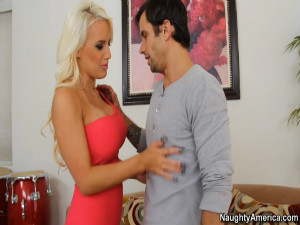 Jacky Joy - My Dads Hot Girlfriend