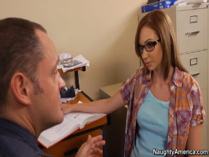 Izzy Taylor - Naughty Bookworms