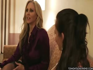 Julia Ann and Phoenix Marie - Tonights Girlfriend