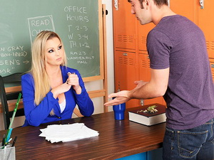 Abbey Brooks - My First Sex Teacher