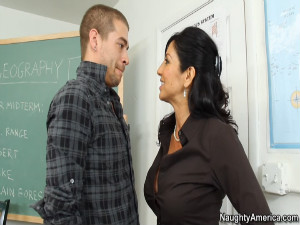 Tara Holiday - My First Sex Teacher