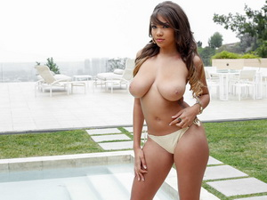 Big titty Latina