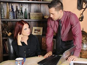 Jessica Ryan - Naughty Office