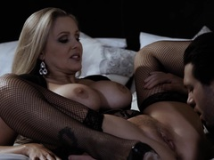 Turn The Page Sn 1 with saucy MILF Julia Ann