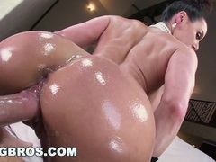 Kendra Lust big ass fuck