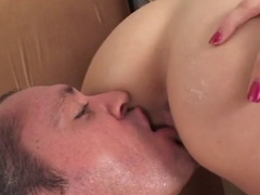 Compilation-- Eating Own Cum Dripping from the Hot, Sexy Ass